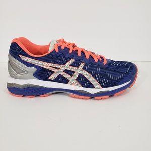 Asics Women's Gel Kayano Blue Running Shoes Size 9